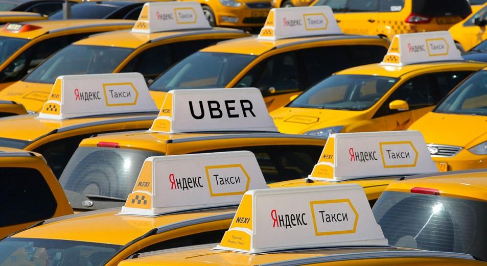 «Яндекс» слился с Uber