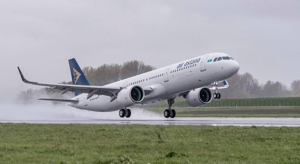 Neo прилетел на помощь Air Astana