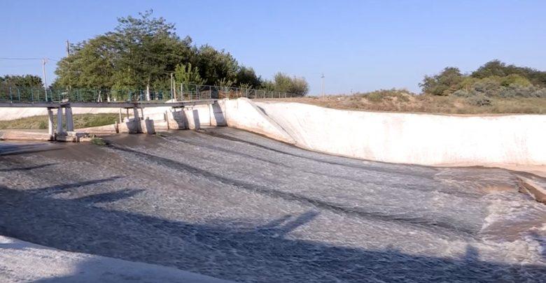 Водохранилище, обеспечивающее водой 2,5 тыс. га полей в Туркестанской области, признали аварийным