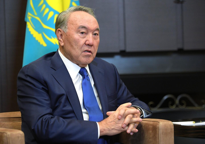 Нурсултан Назарбаев прибыл в Кыргызстан