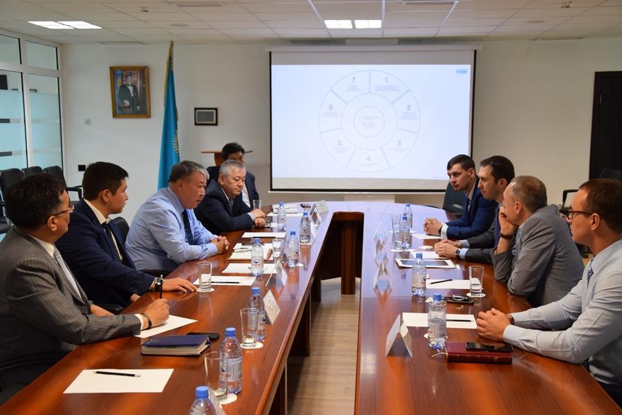 Белорусскую систему управления водоснабжением испытают в Казахстане