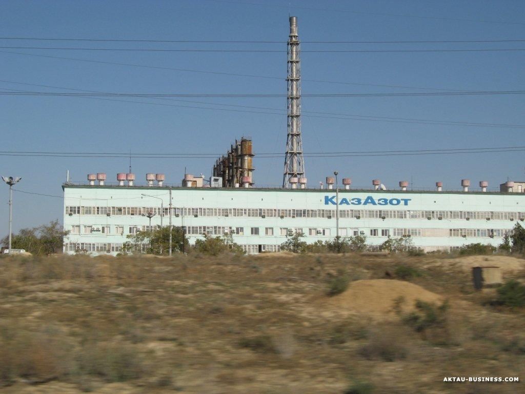«КазАзот» получил отказ по проекту газохимического комплекса