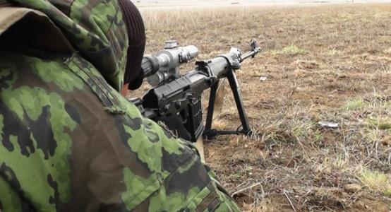 Казахстанские снайперы заняли второе место на АрМИ-2018 в Беларуси