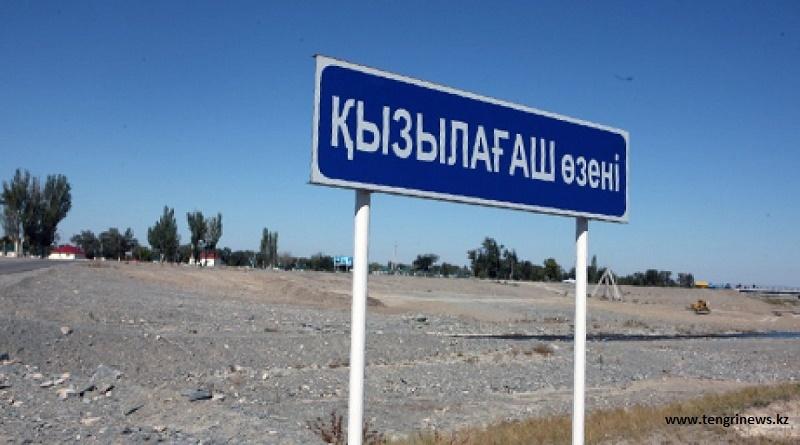 Треть работ по строительству Кызылагашской плотины выполнена