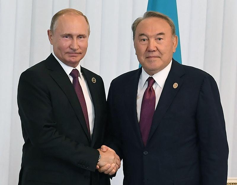Путин и Назарбаев назвали проблемной ситуацию с генсеком ОДКБ