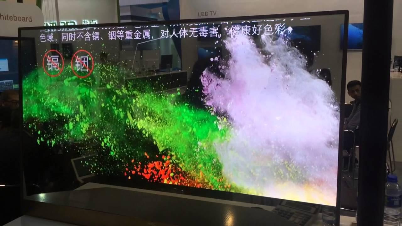 Строительство Костанайского завода по производству телевизоров начнётся в этом году
