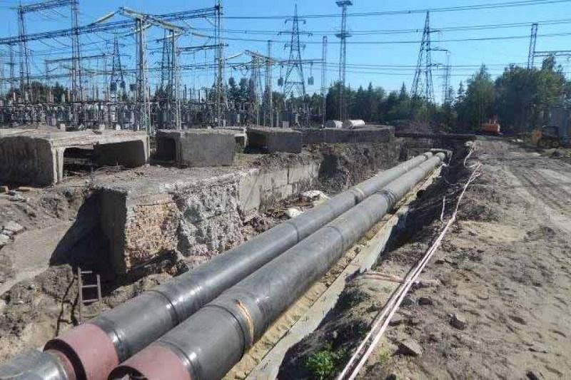 11 км тепломагистрали реконструируют в Петропавловске