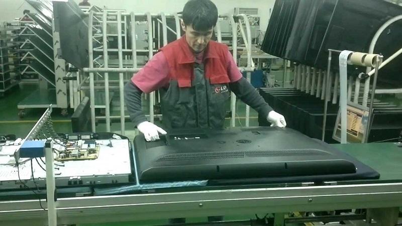 Китайская HKC Corporation Limited планирует построить в Костанае завод по сборке телевизоров