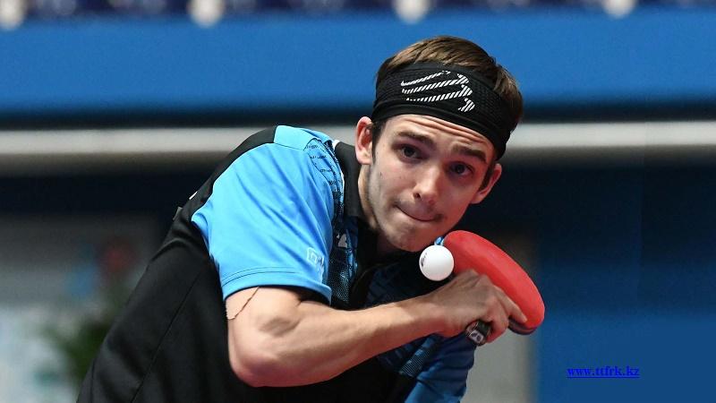 Кирилл Герасименко вошел в топ-50 лучших игроков в настольный теннис