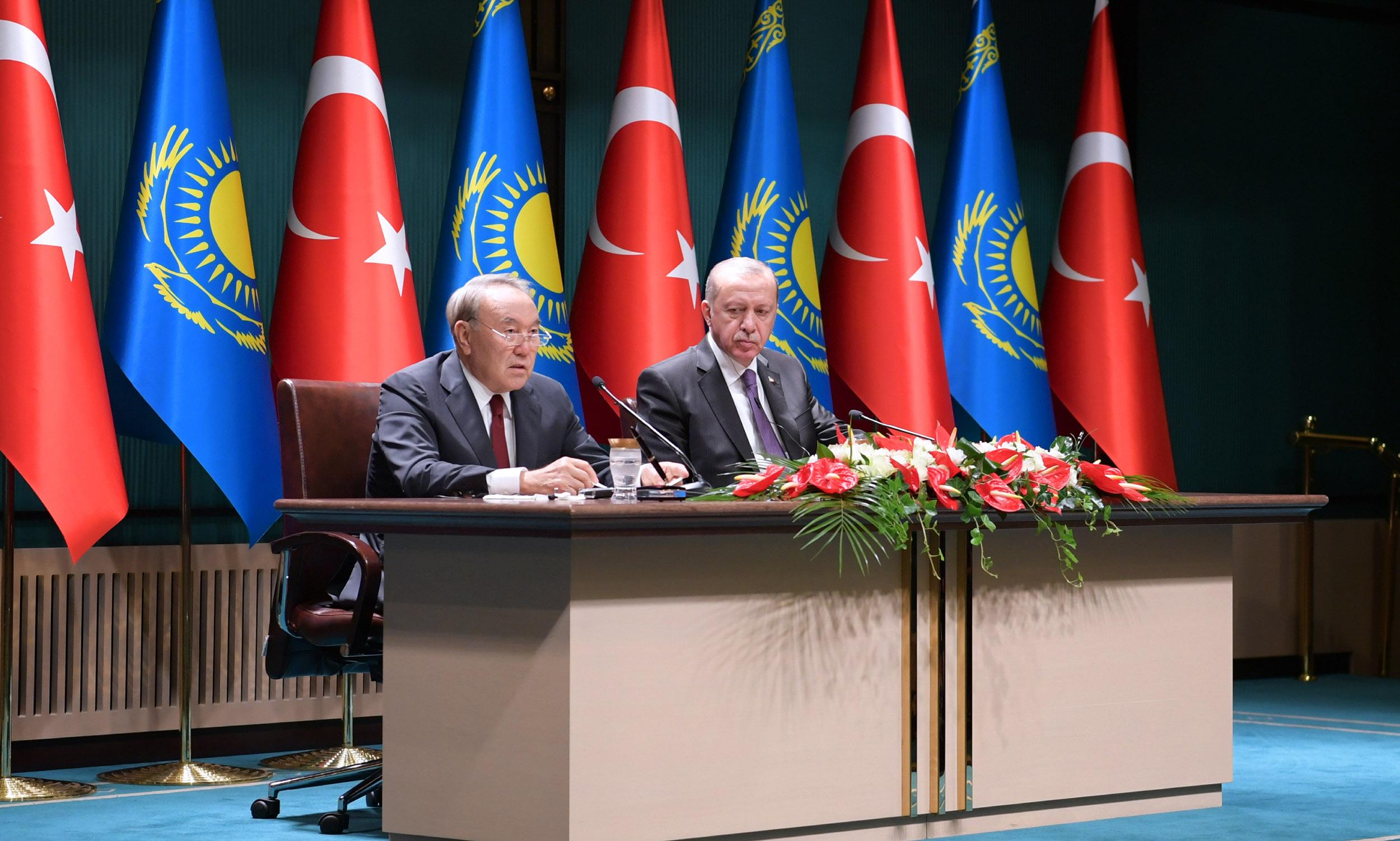 Казахстан и Турция намерены довести товарооборот до $5 млрд