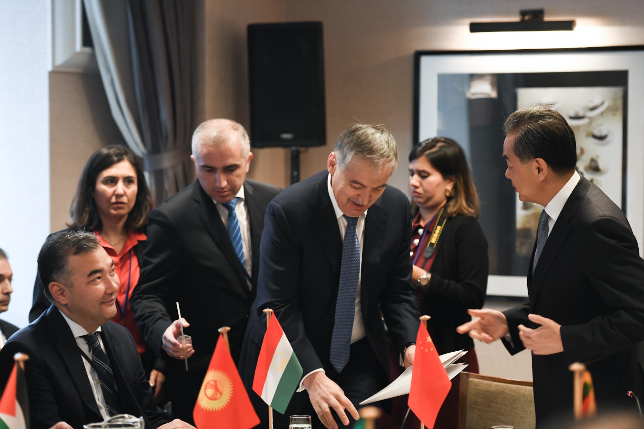 Председательство в СВМДА перешло к Таджикистану