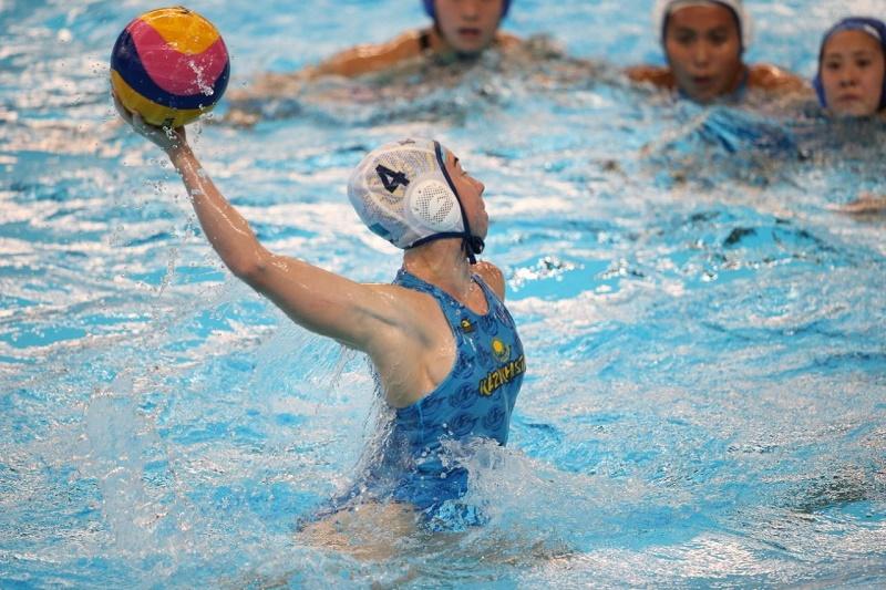 10-ю медаль на Азиаде-2018 принесла Казахстану женская команда по водному поло