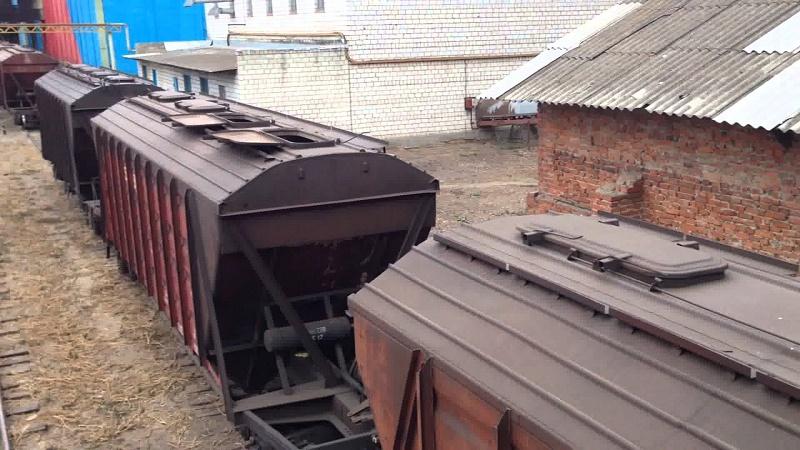 КТЖ планирует ежемесячно отгружать до 10 тыс. тонн зерна по маршруту Курык-Мерсин