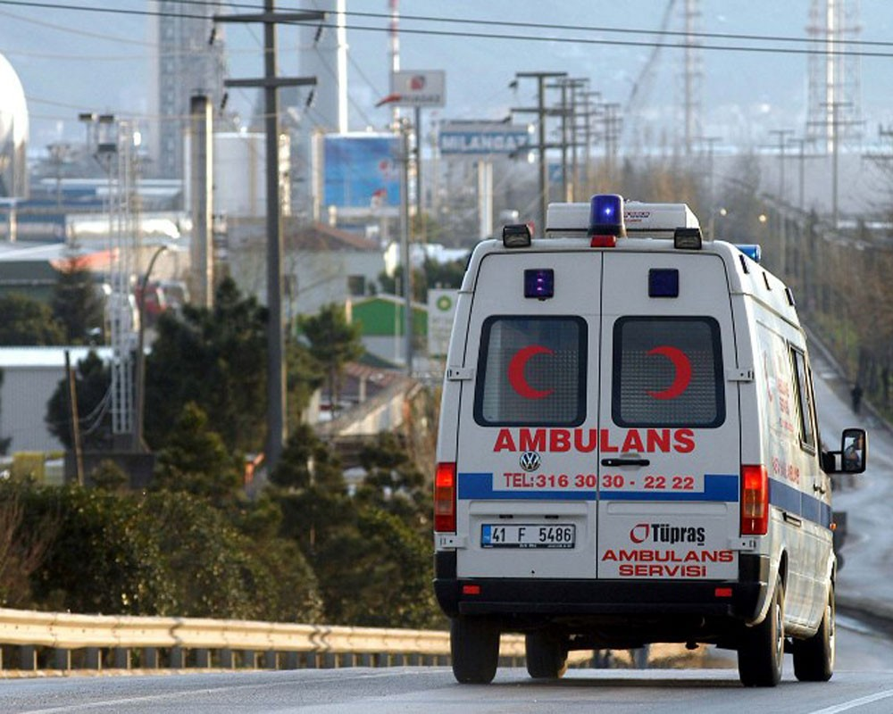 В Турции в результате ДТП погибли 6 человек, 39 пострадали