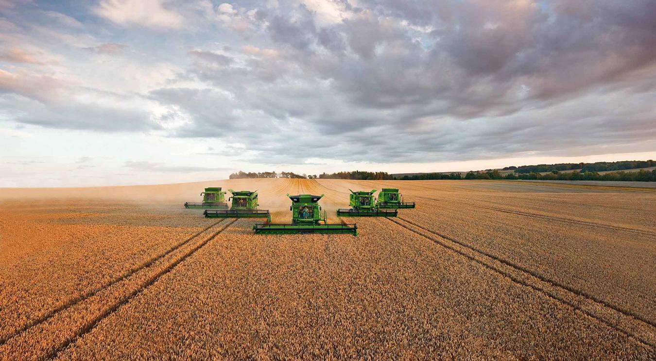 Аграрии в CКО установили новый рекорд урожайности