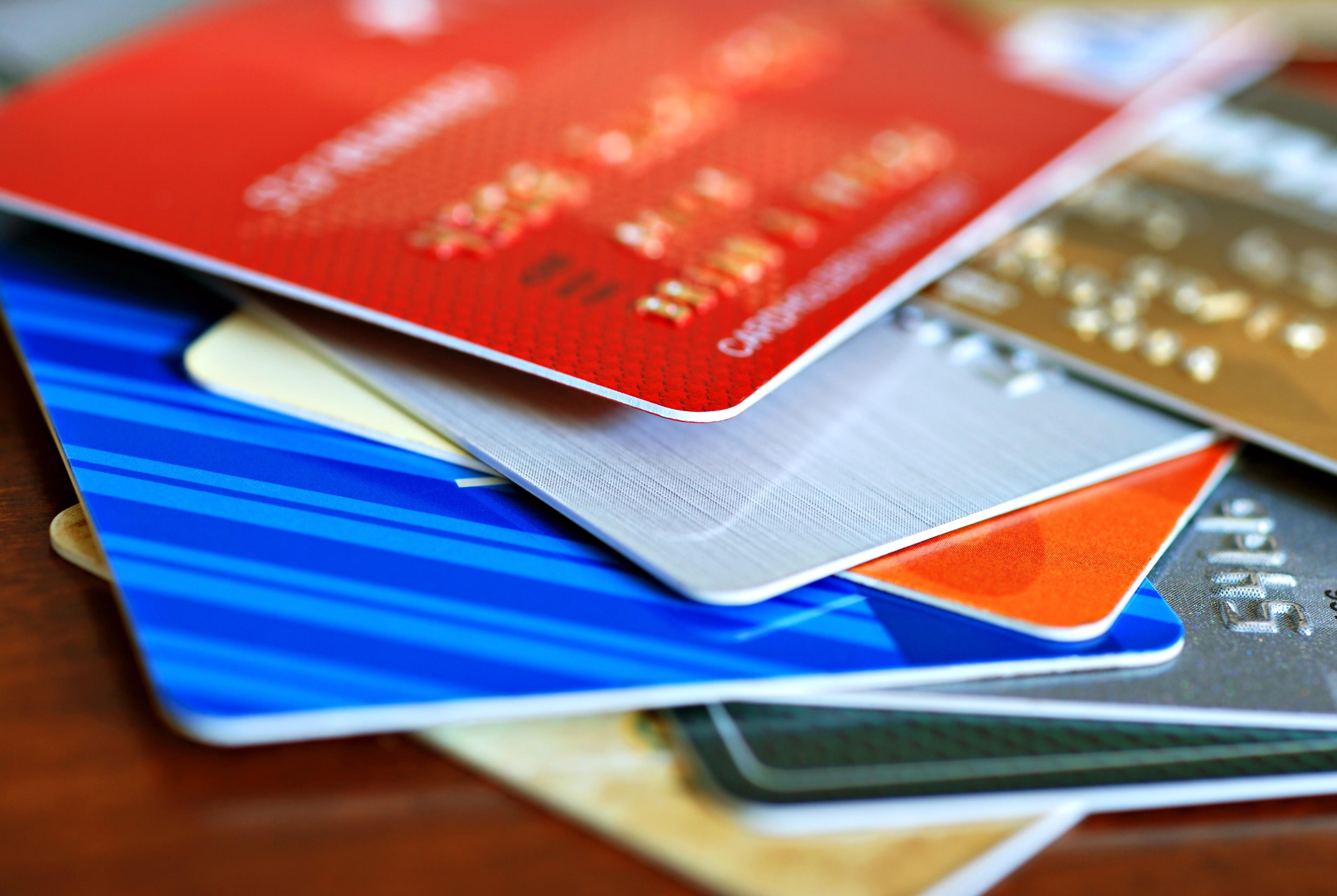 Российские банки выдали рекордное количество кредитных карт