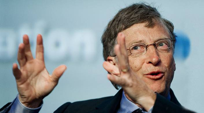 Forbes: Билл Гейтс впервые за 24 года уступил звание богатейшего американца