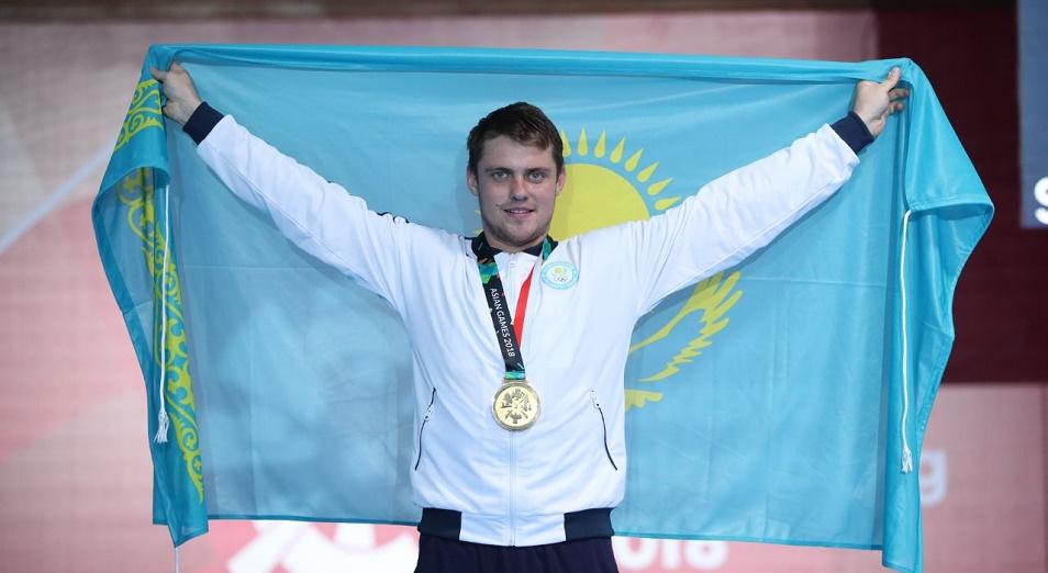 Казахстан в ТОП-5 по итогам первого медального дня Азиады-2018
