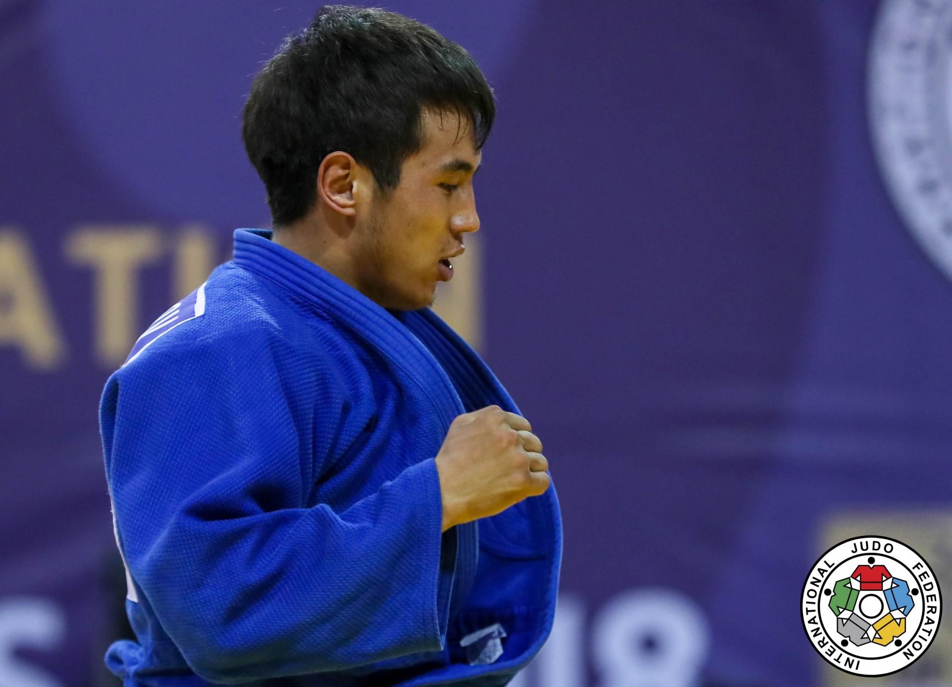 Ерлан Серикжанов завоевал серебряную медаль на ЧМ в Баку