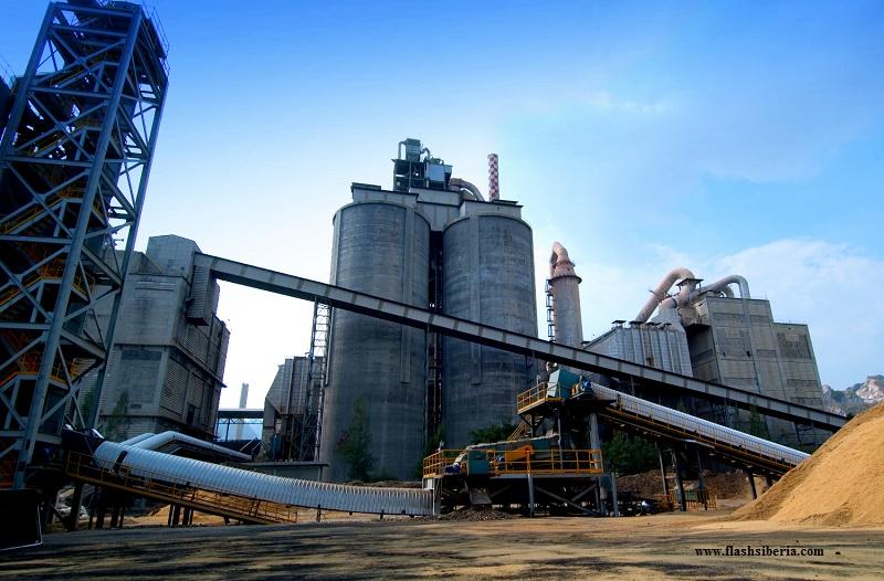 Рудненский цементный завод начнет выпуск продукции в октябре