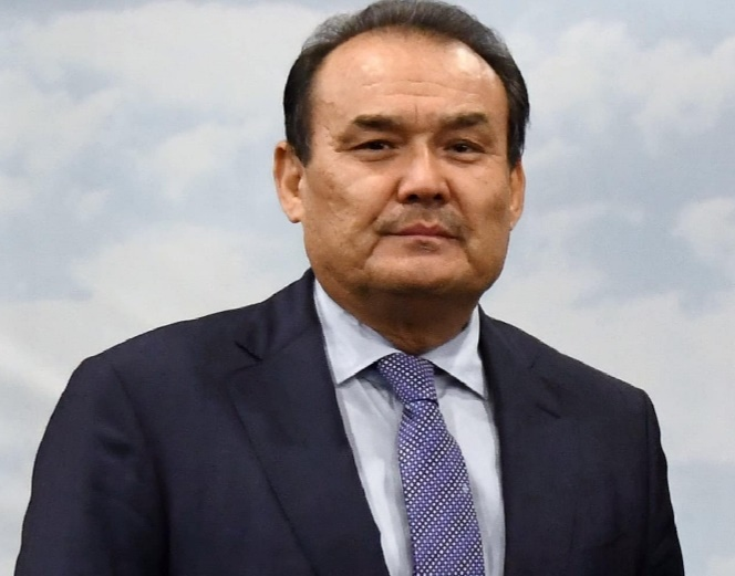 Казахстанский дипломат назначен генеральным секретарём ССТГ