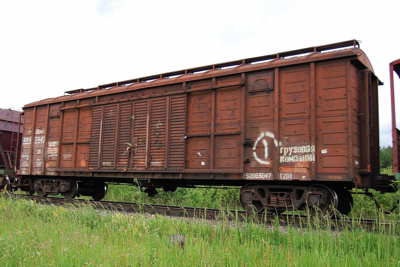 Излом оси колесной пары стал причиной схода вагонов с щебнем в Костанайской области