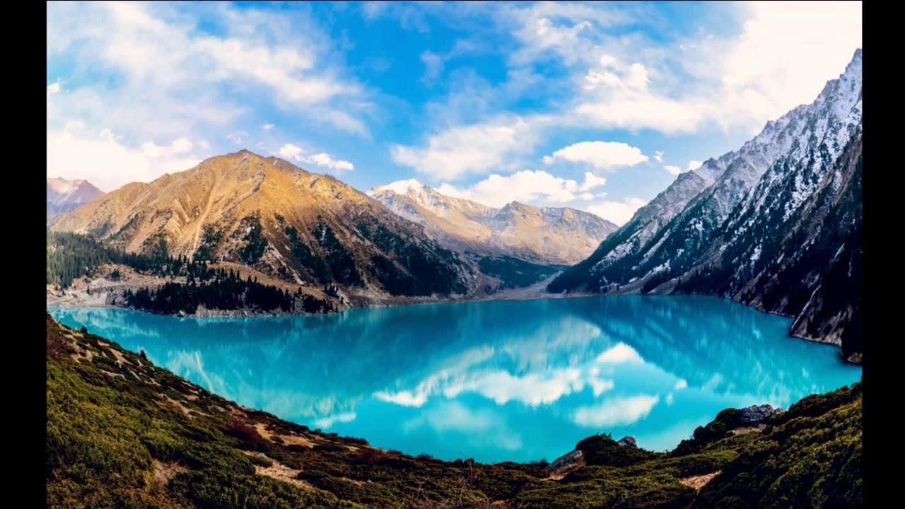 Как изменится Большое Алматинское озеро к следующему турсезону