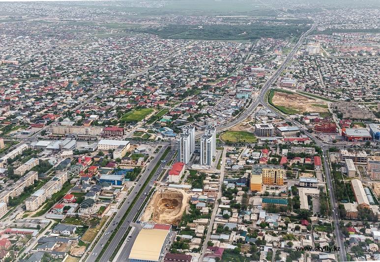 Старый генплан Шымкента признан непригодным для города в новом статусе