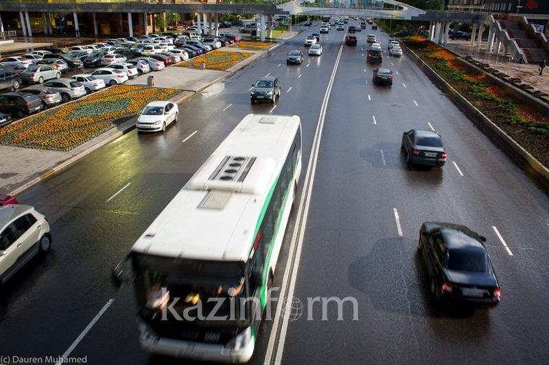 Маршруты городских автобусов в Астане могут измениться