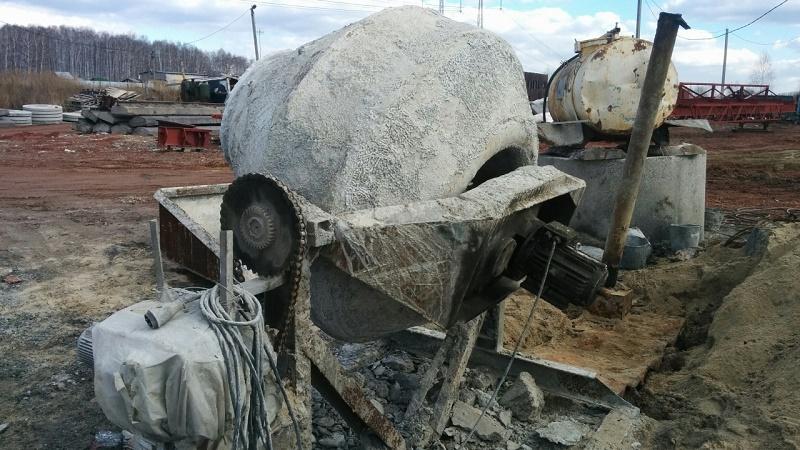 Бетонный завод около коттеджного городка в Астане перенесут через два месяца