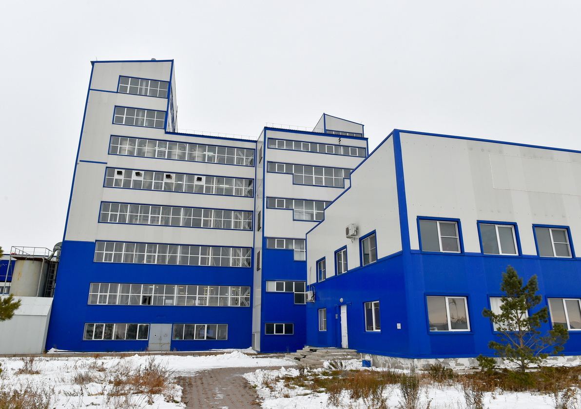 После восьми лет простоя начнёт работать завод «Биохим» в СКО