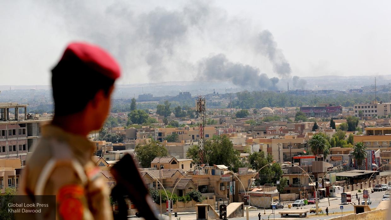 """Сотрудники """"Лукойла"""" не пострадали при атаке на месторождение в Ираке"""