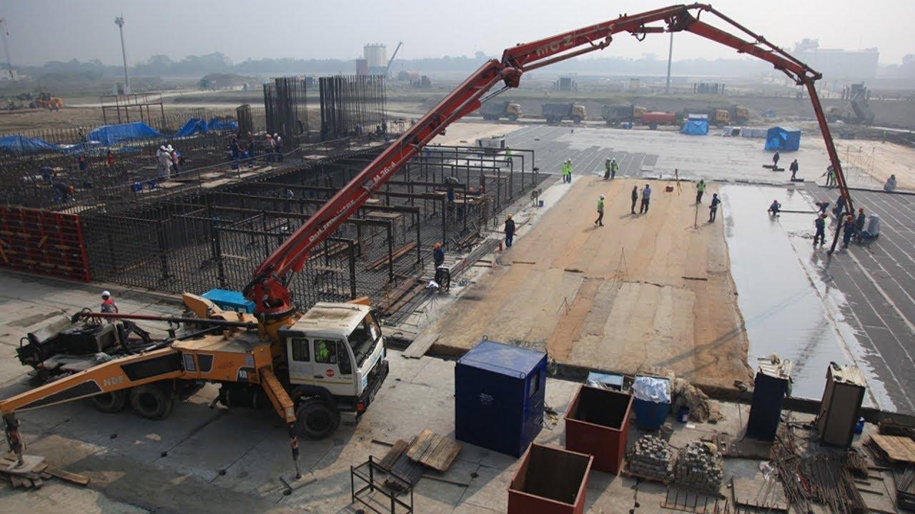 Казахстанцы работают на стройке АЭС в Бангладеш