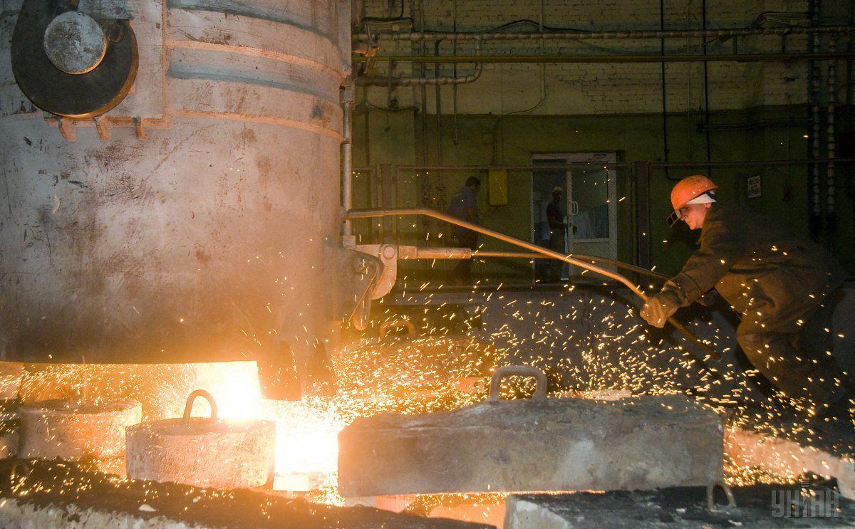 Цены производителей промышленной продукции в августе повысились на 2,2%