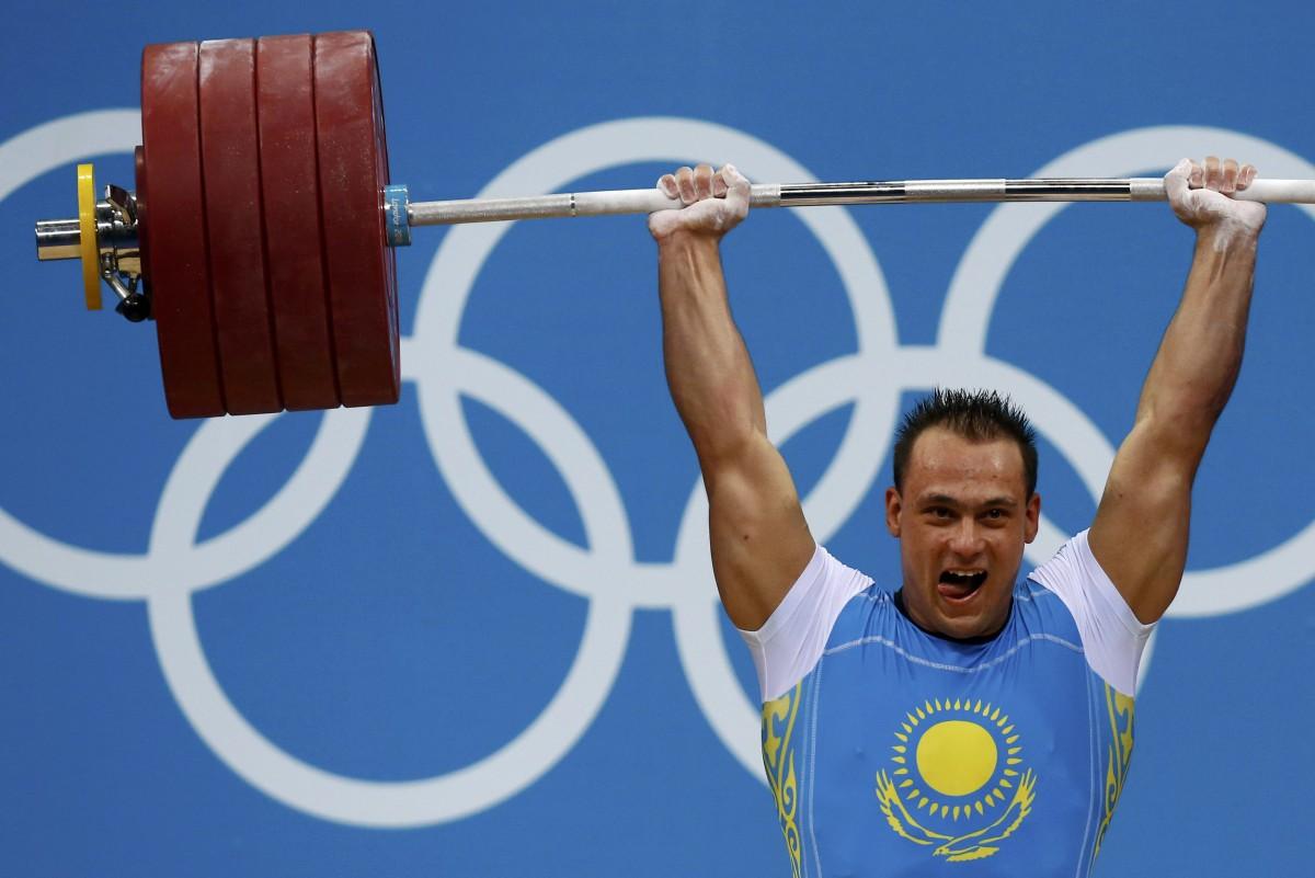 Илья Ильин вернулся в спорт после двух лет дисквалификации