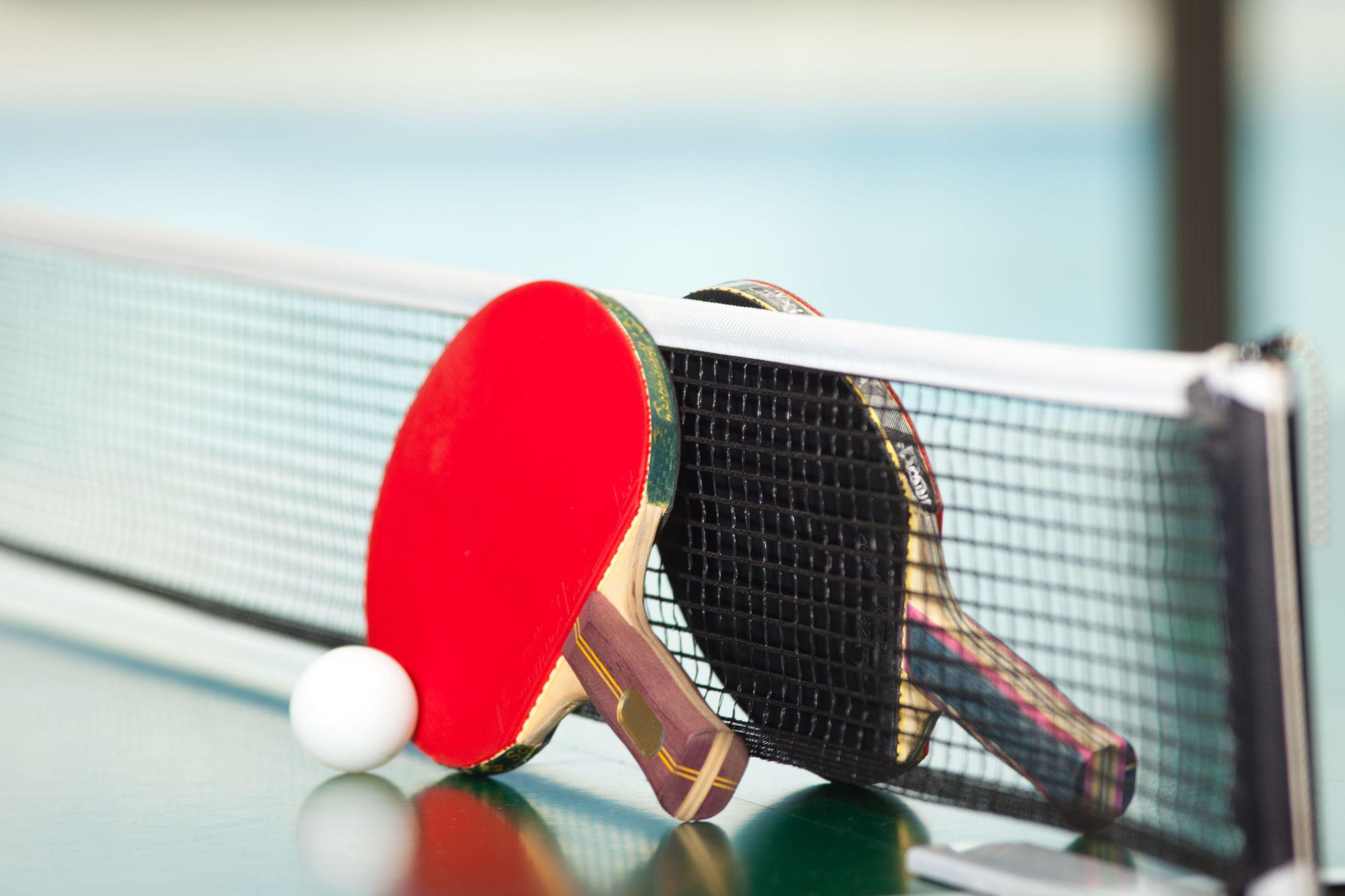 Казахстанка победила в международном турнире по настольному теннису
