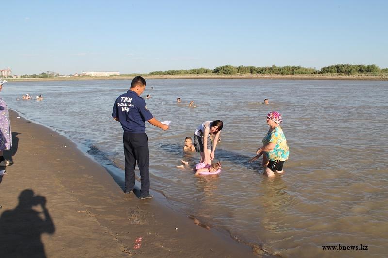 В Жамбылской области участились случаи гибели людей в оборудованных для купания водоемах