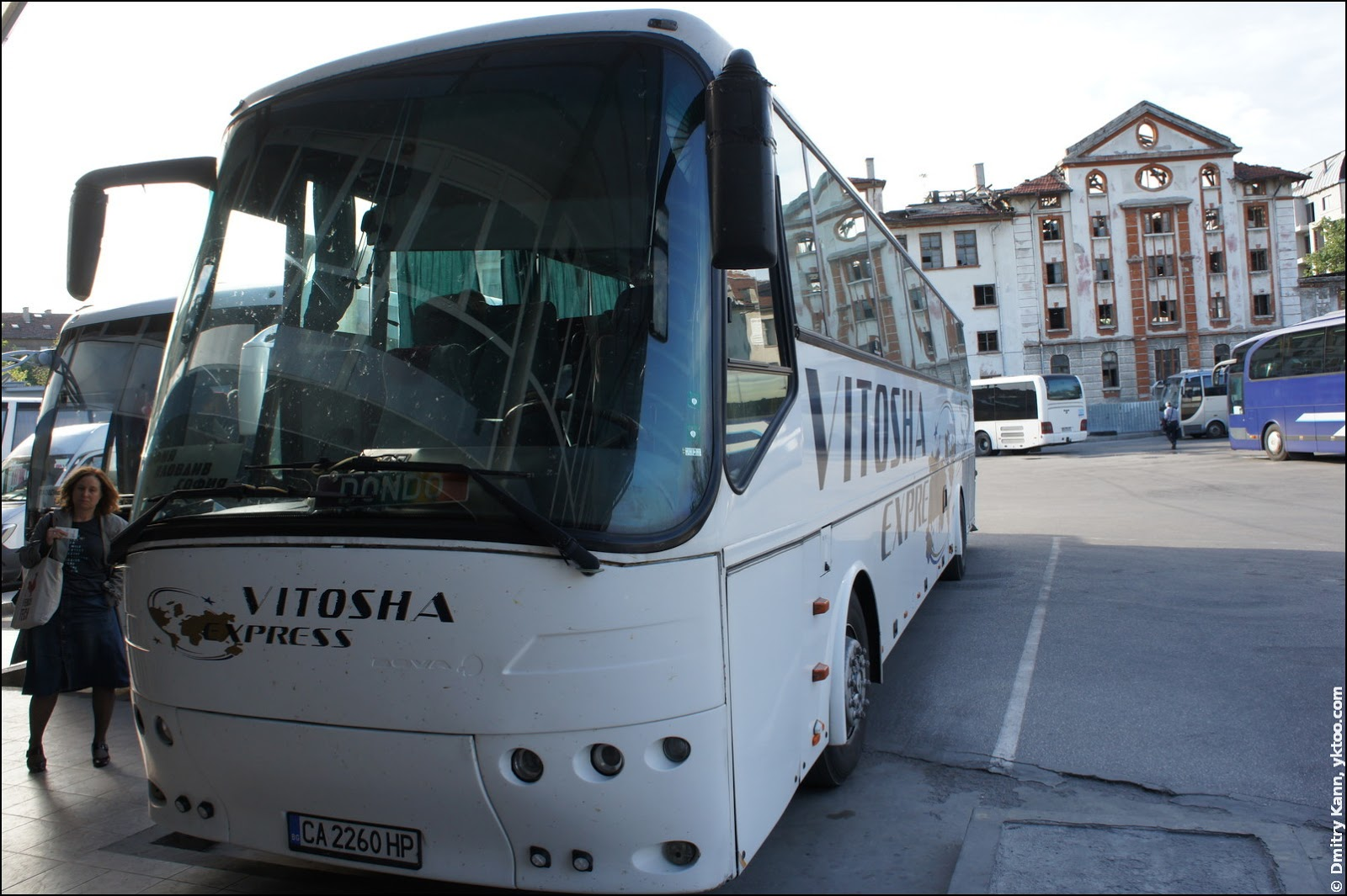 В Болгарии разбился туристический автобус, погибли 15 человек