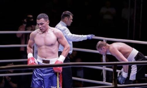 Казахстанские боксеры блестяще выступили на профессиональном ринге в Москве