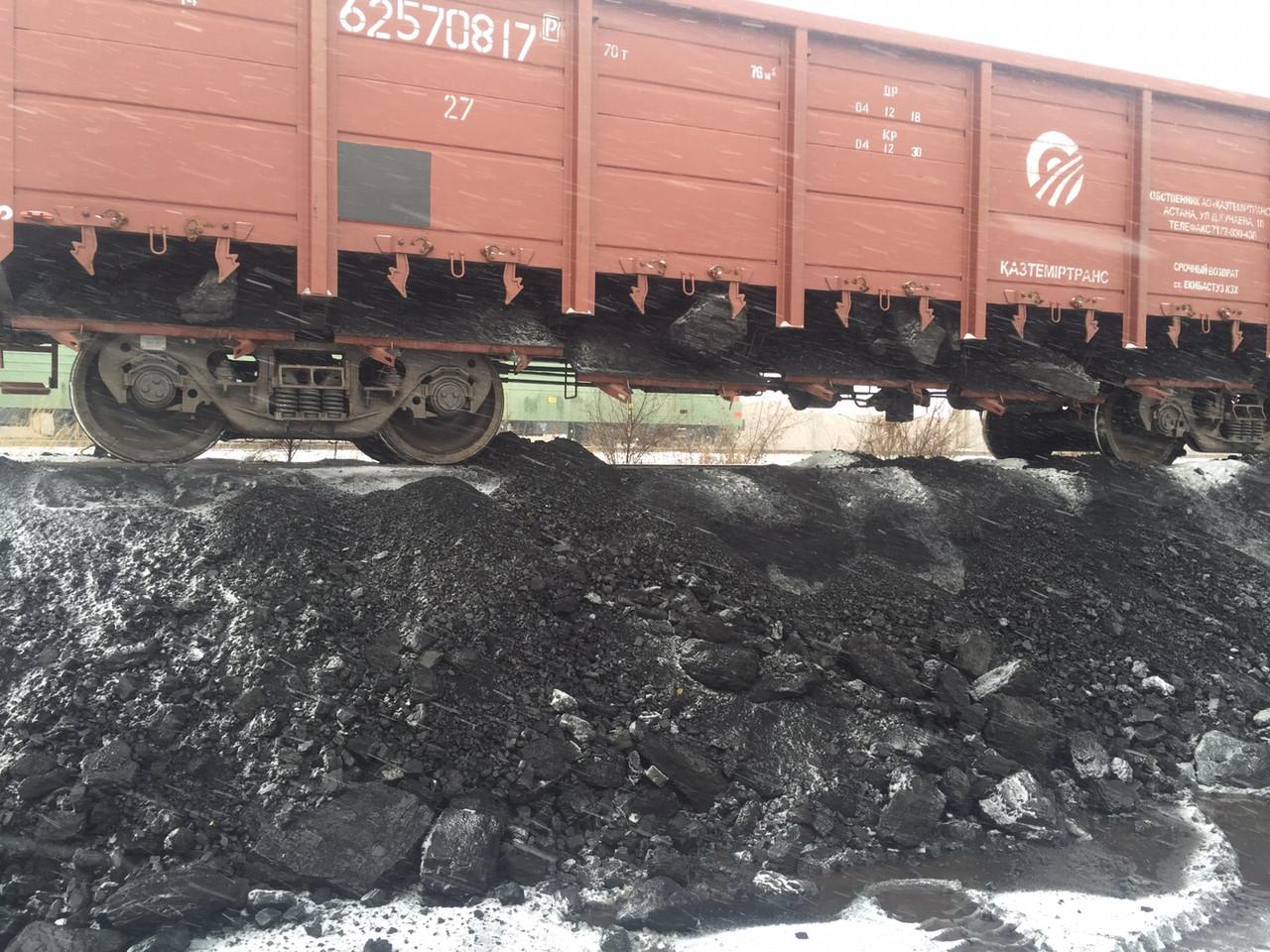 «КТЖ»: повышения тарифов на перевозку угля не будет