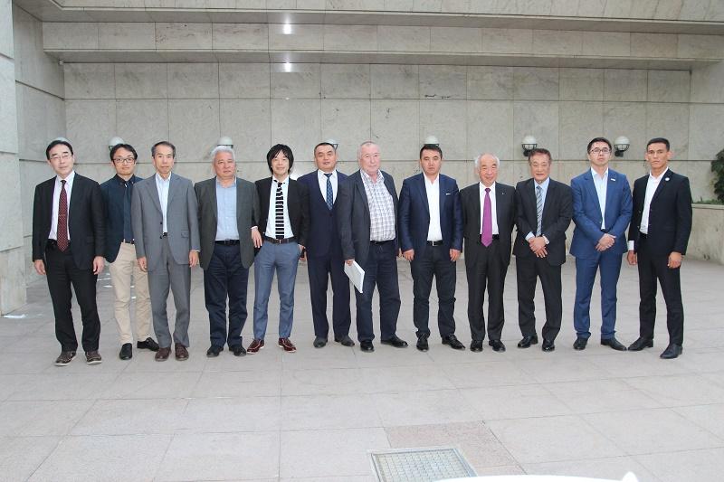 Японию заинтересовала казахстанская технология укрепления сейсмоустойчивости горных склонов