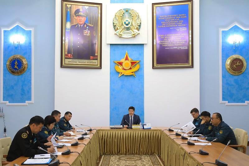 Министерство обороны Казахстана разрабатывает новый механизм противодействия коррупции