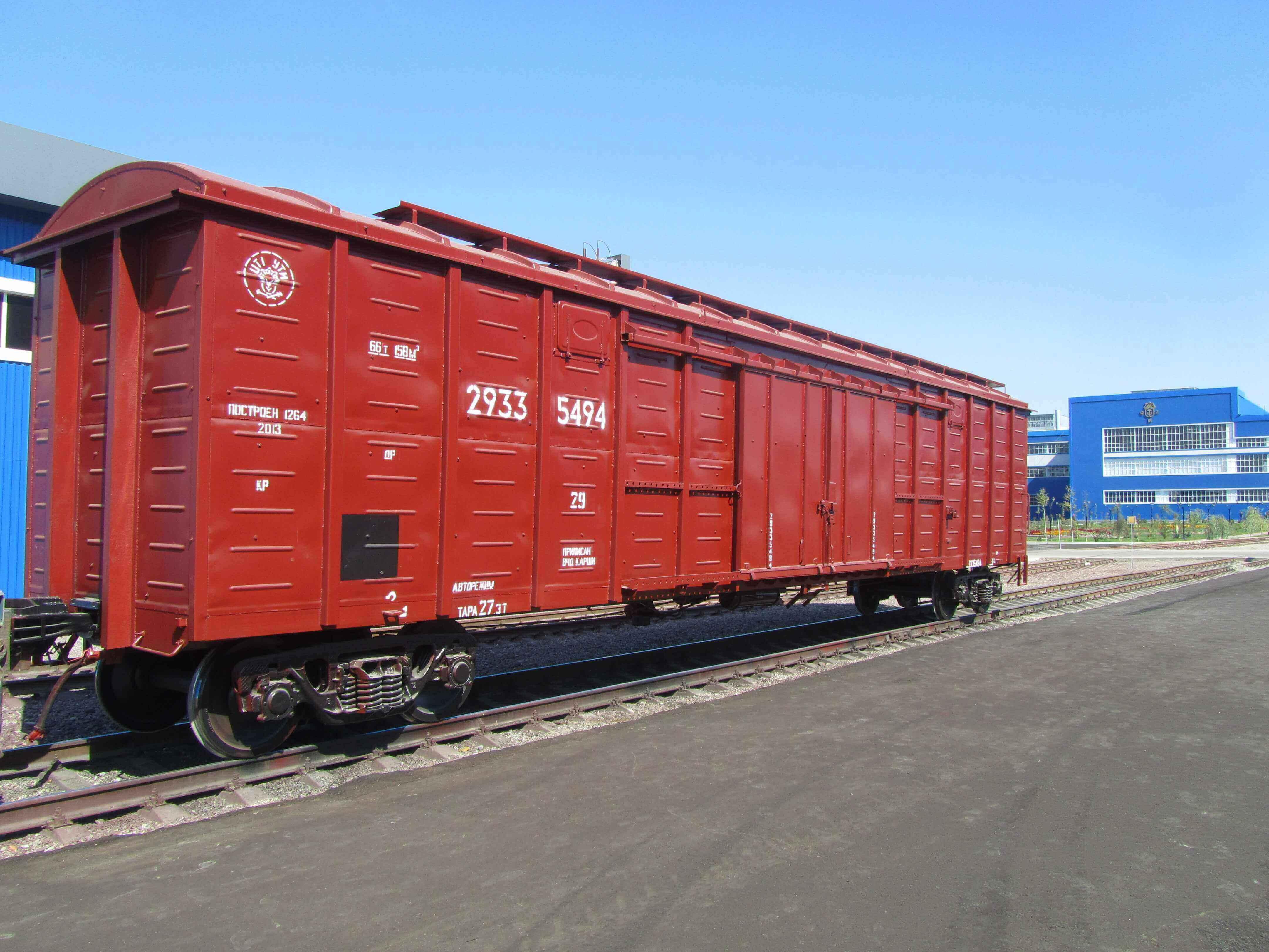 Железнодорожную продукцию Казахстана на 30 млн долларов поставят в Таджикистан
