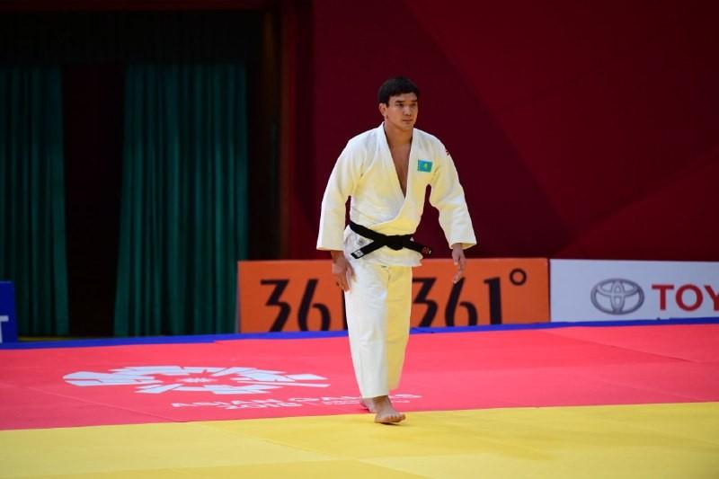 Казахстанский дзюдоист не смог завоевать бронзовую медаль Азиады-2018