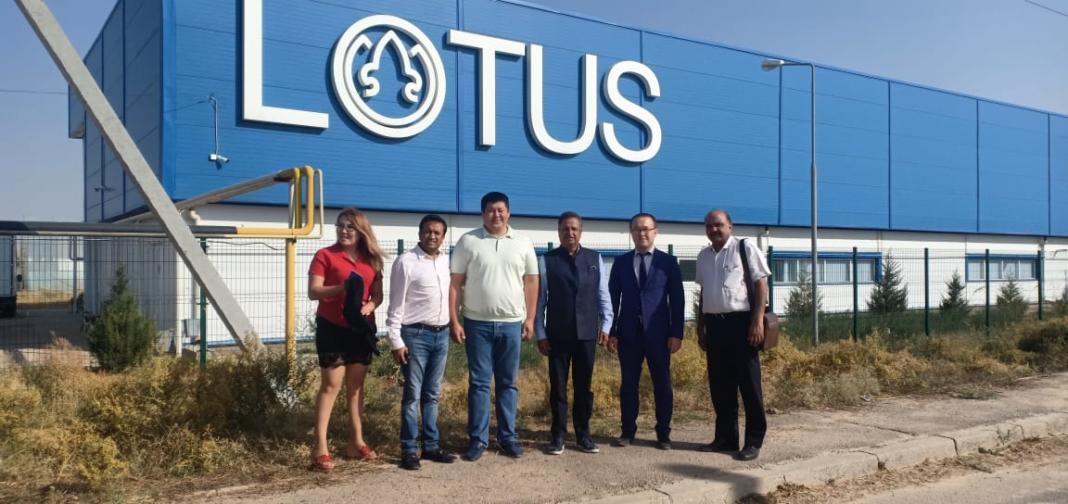 Завершились переговоры по приобретению завода «Lotus» по производству лапши быстрого приготовления