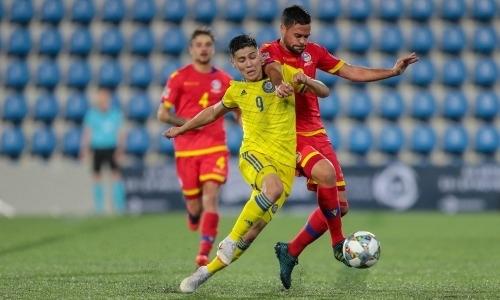 Андорра – Казахстан: ничья в матче Лиги наций