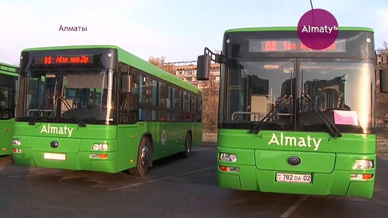 В Алматы автобус протаранил группу велосипедистов