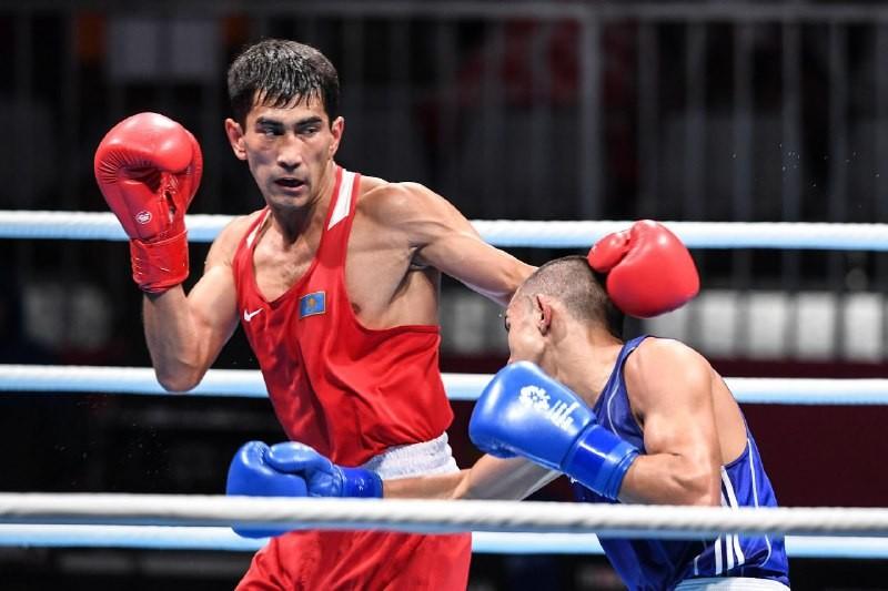 Казахстанский боксёр вышел в финал Азиады-2018