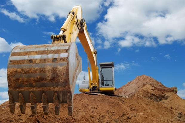 Фирму, незаконно занимавшуюся добычей песка, оштрафовали в Павлодарской области