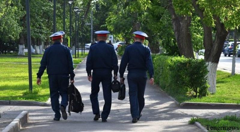 Глава местной полицейской службы Алматы освобожден от должности